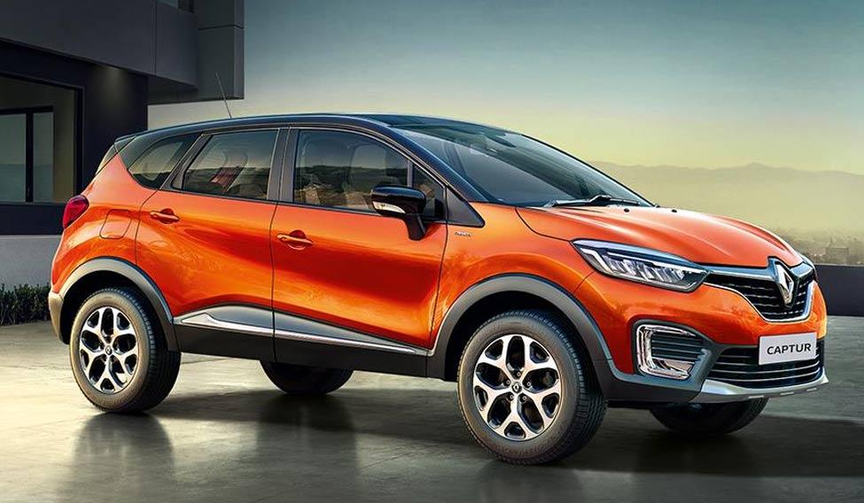 Renault Captur Bold And Beautiful