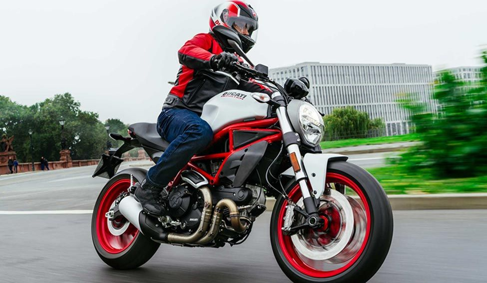 Ducati Monster 797 review: Back to the basics