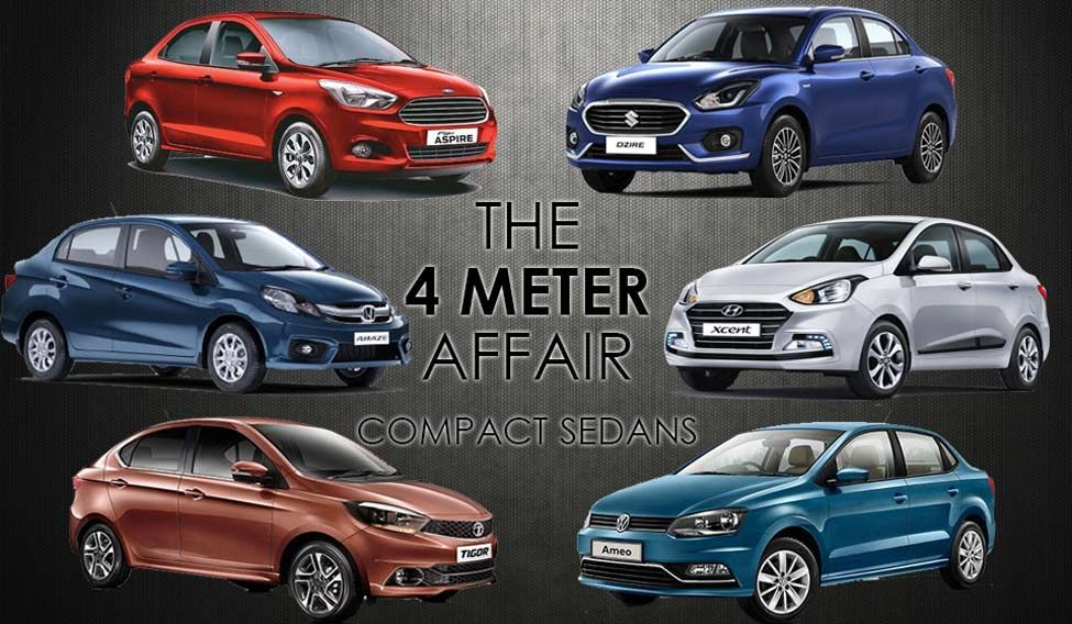 Compact sedans fighting for glory