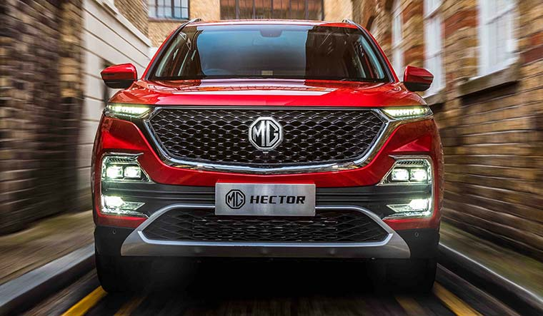 MG Hector review: Committed to safety,connectivity and more - The Week