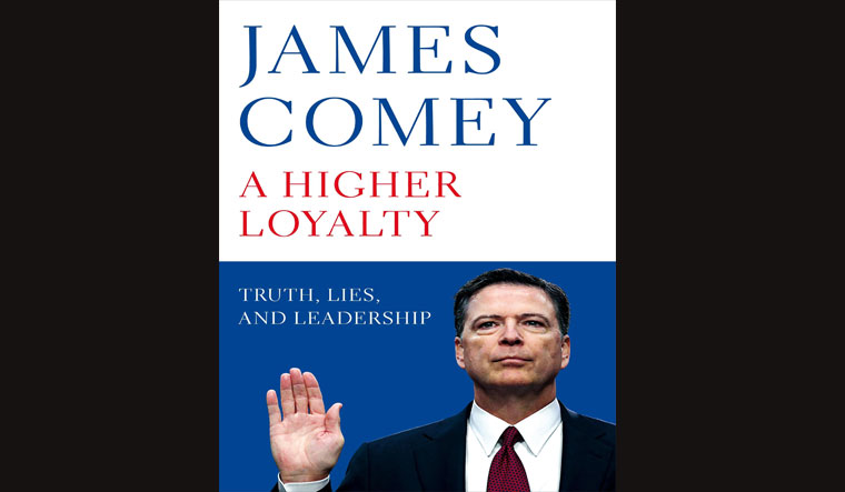 McFeatters: Book puts Comey down in the dirt with Trump