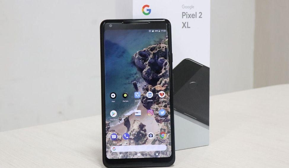 Google Pixel 2 XL: Promising new device
