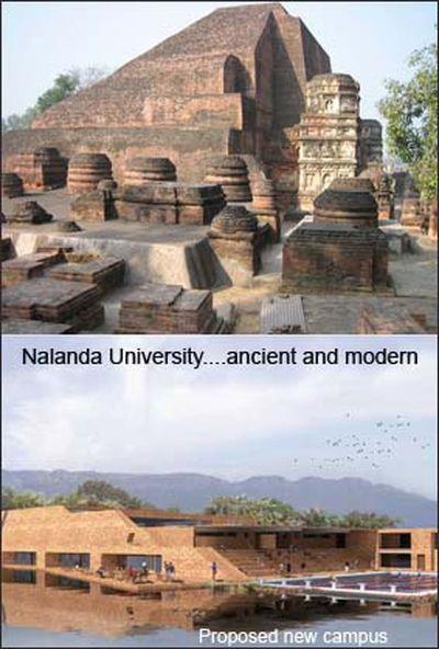 'Param' pioneer to head Nalanda University