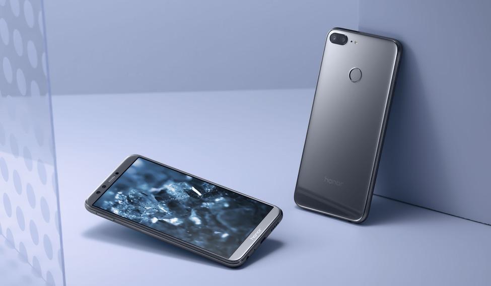 Honor 9 Lite: Budget quad-cam smartphone