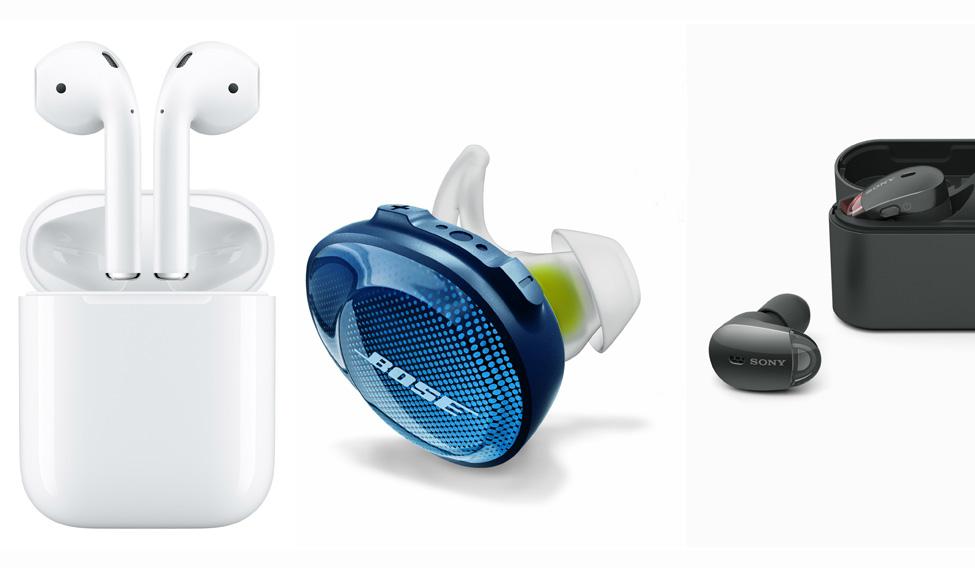 941dbaa8f8d Battle of Bluetooth headphones: Apple vs Bose vs Sony