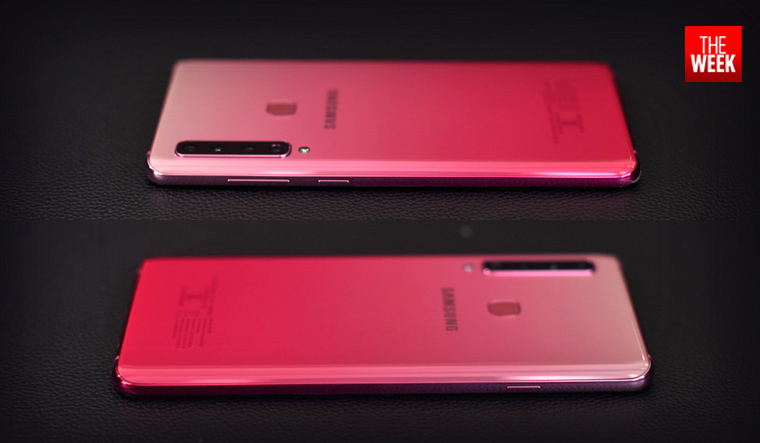Samsung Galaxy A9 review: Four times the fun