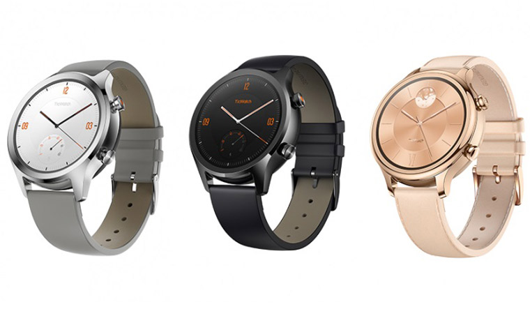 Mobvoi TicWatch C2 review: Style meets utility