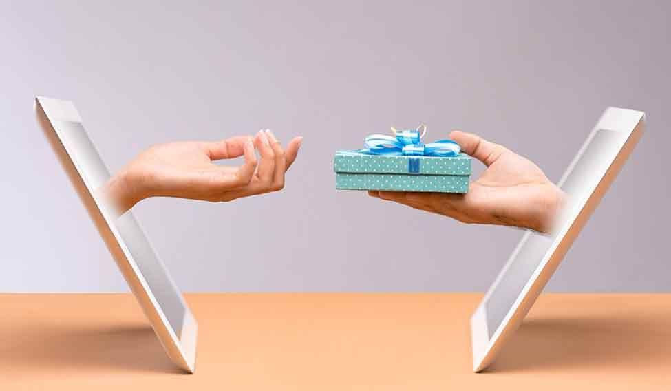 Gift a gadget