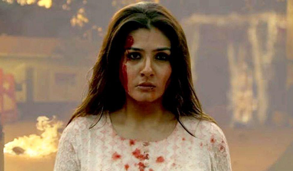 Maatr review: Raveena impresses, film not so