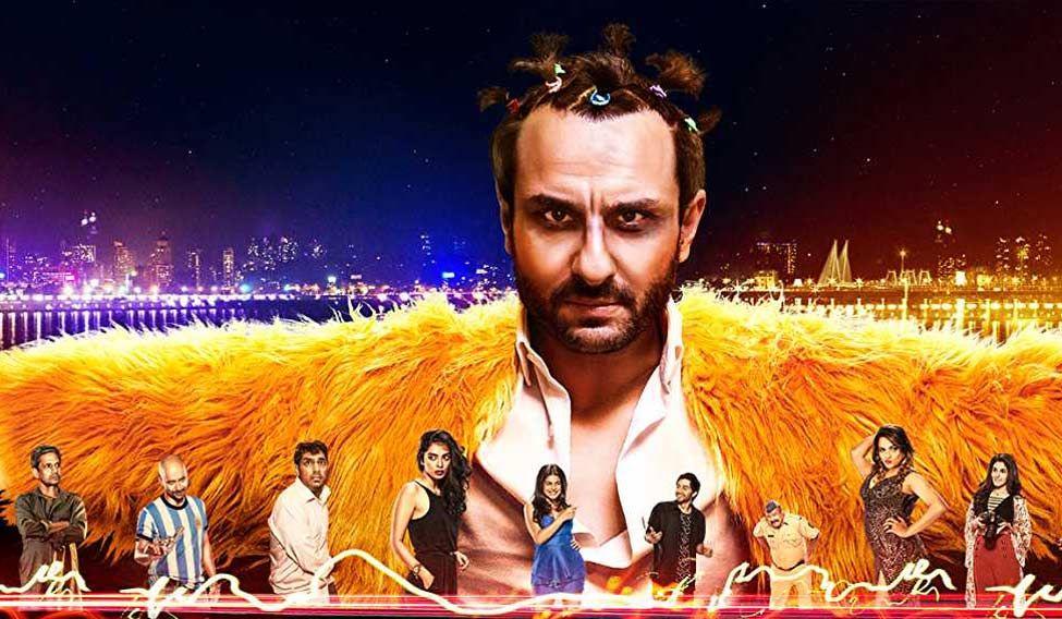 Saif Ali Khan outshines in this bleak comedy