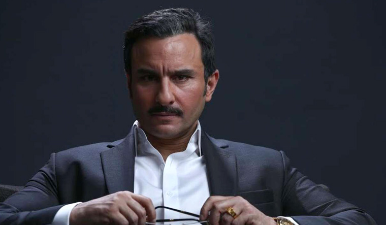 Saif Ali Khan`s `concept of India` comment draws social media ire