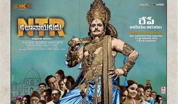 NTR-Kathanayakudu-review