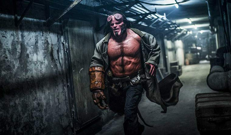Hellboy' review: An enjoyable yet terribly flawed reboot - The Week