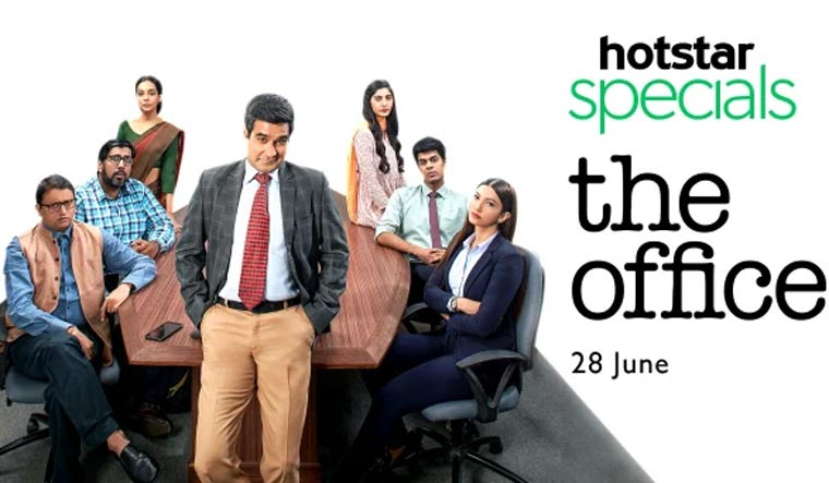 The Office India Hotstar