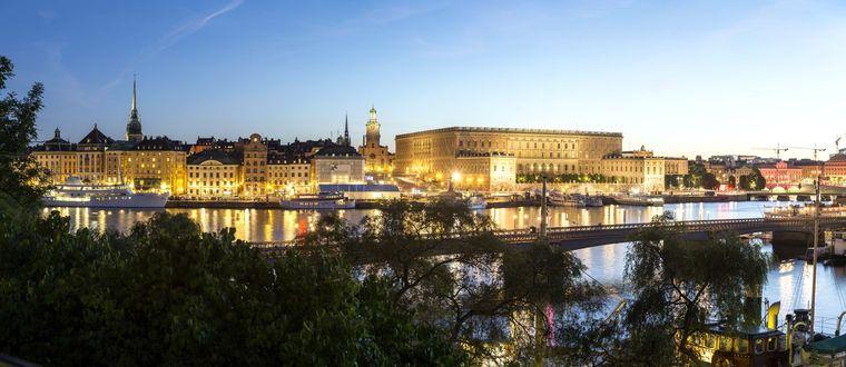 The Royal Palace | Henrik Trygg