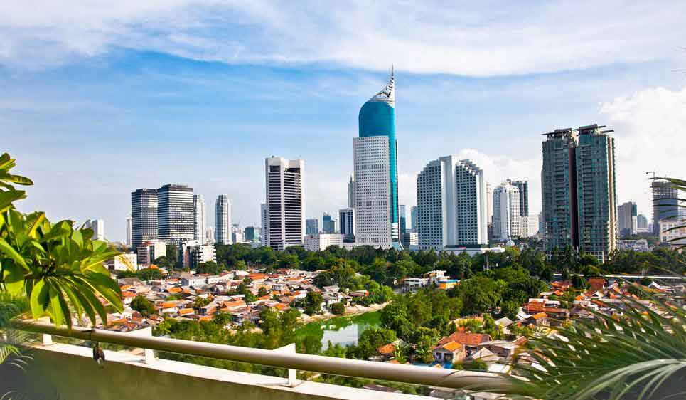 Jakarta tops list of most affordable destinations in Asia this winter