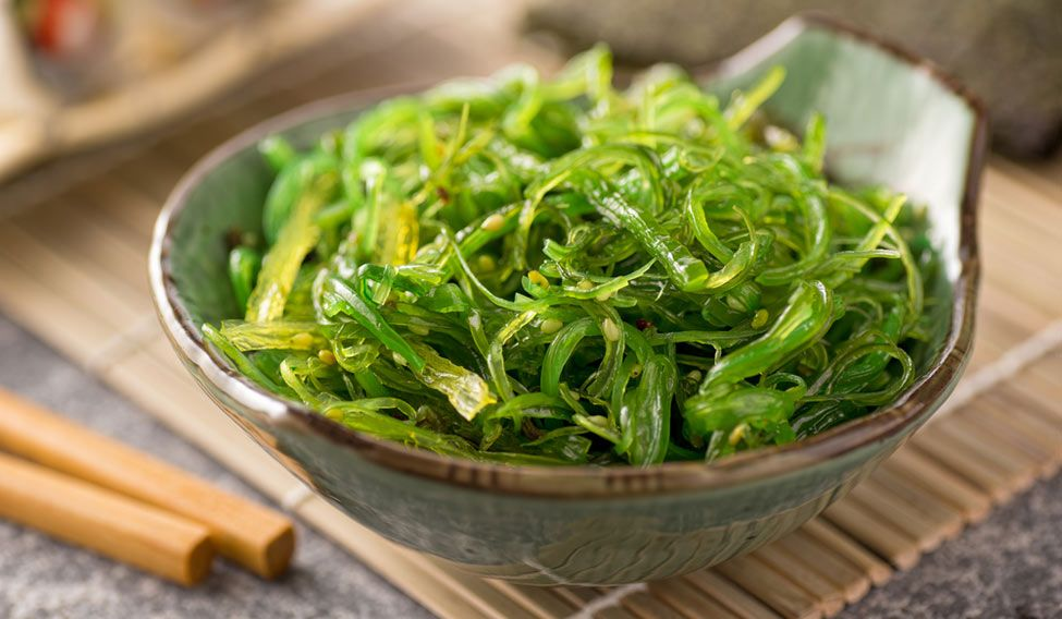 Seaweed in your cuisine