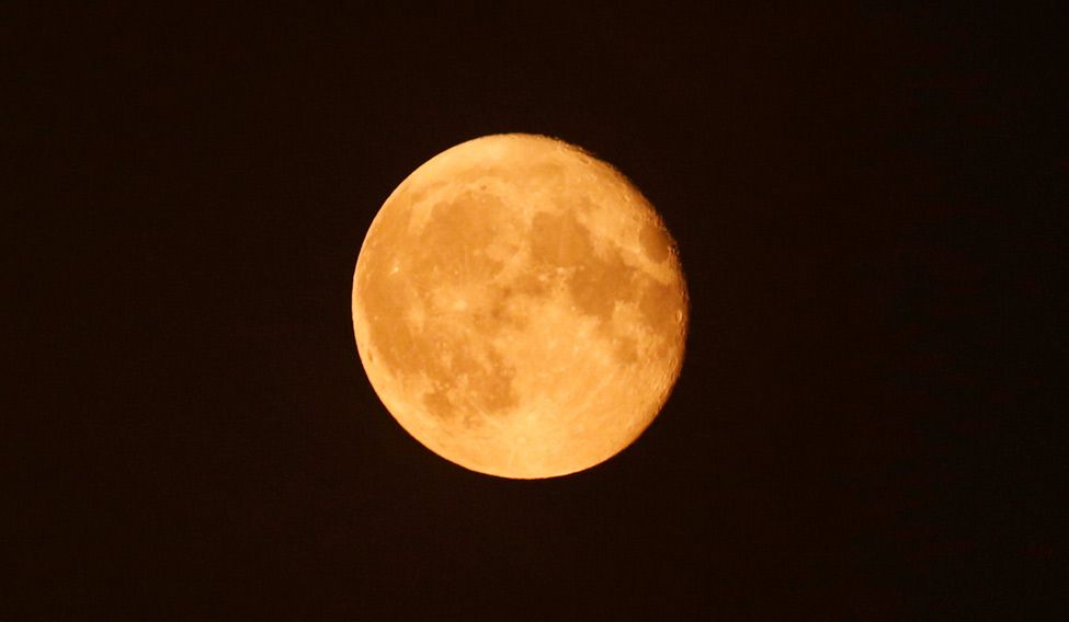 Over the 'supermoon'? Not yet