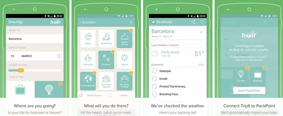 Must-try travel apps for your next trip