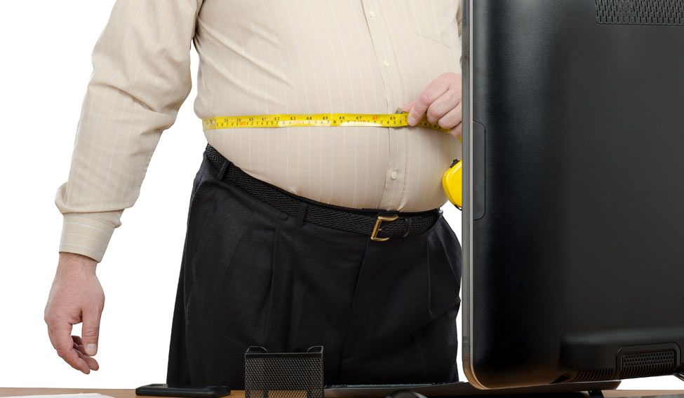 Weight matters at workplace