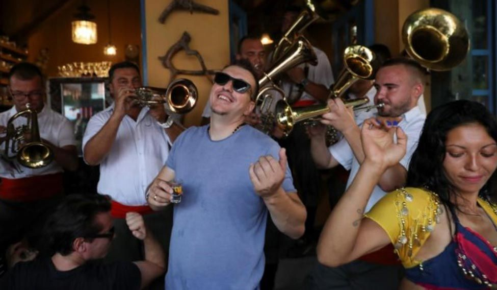 Wild brass bands festival kicks off in Serbia
