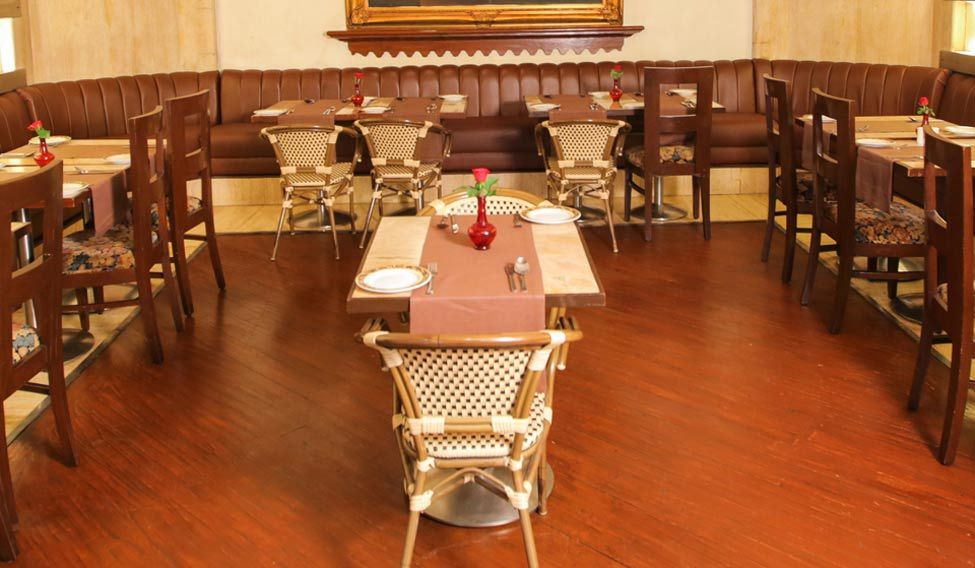 At Lutyen's, indulge in cuisine with rich heritage and old world charm