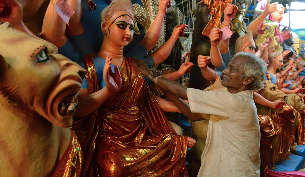INDIA-RELIGION-HINDUISM-FESTIVAL