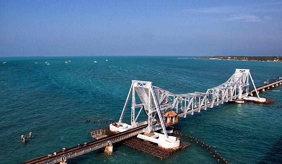 Discover the less explored Pamban Island