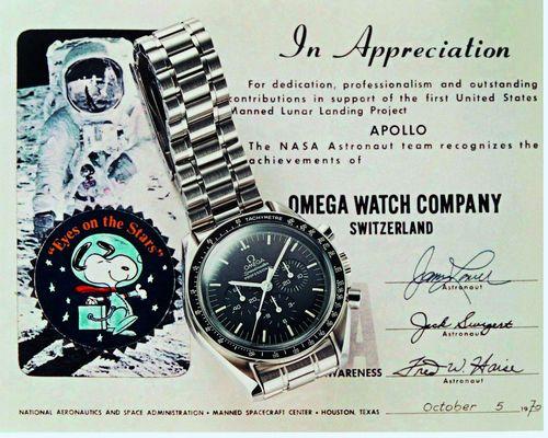 Rocket watch