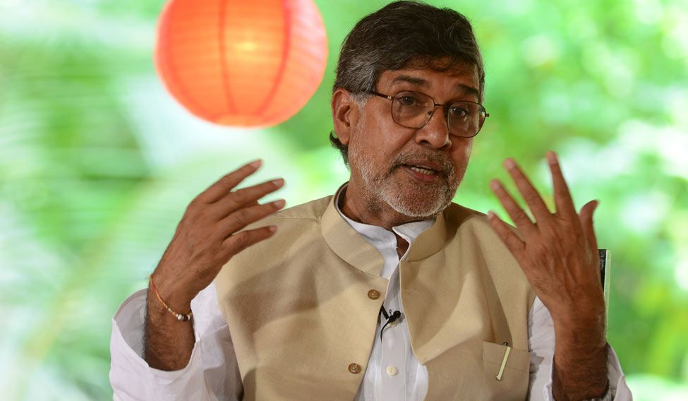 Globalise compassion, save children: Satyarthi