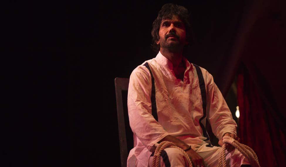 Mohammad Ali Baig as Turrebaz Khan in '1857-Turrebaz Khan'