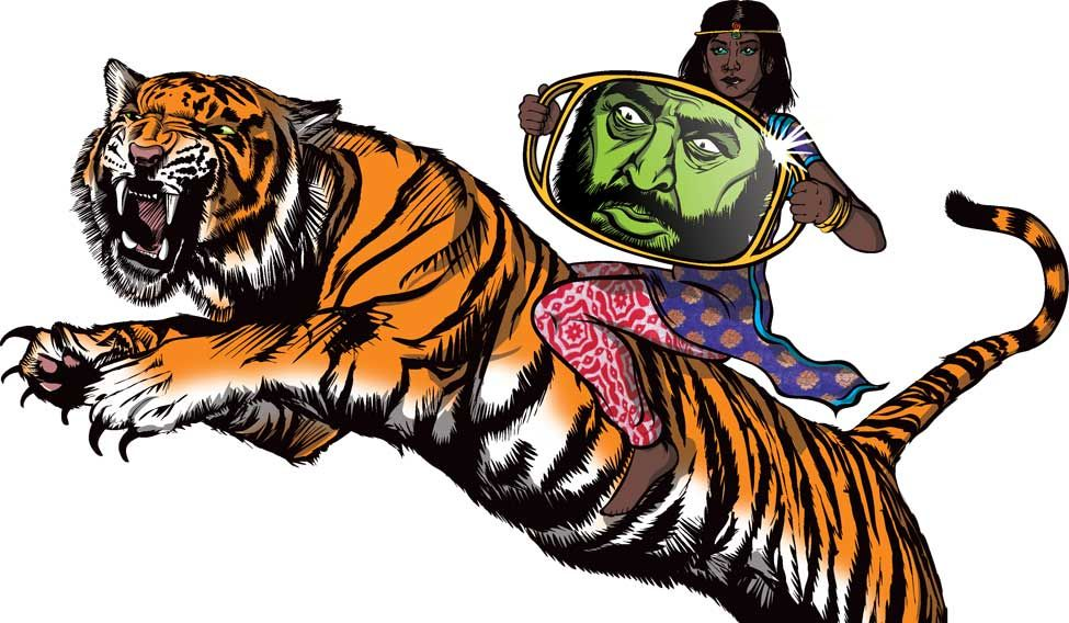 Rape survivor-comic hero Priya is back