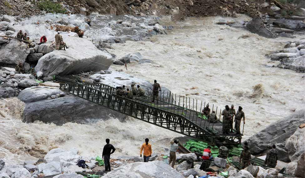 Uttarakhand Floods 2013 Flash floods in 2013: ...
