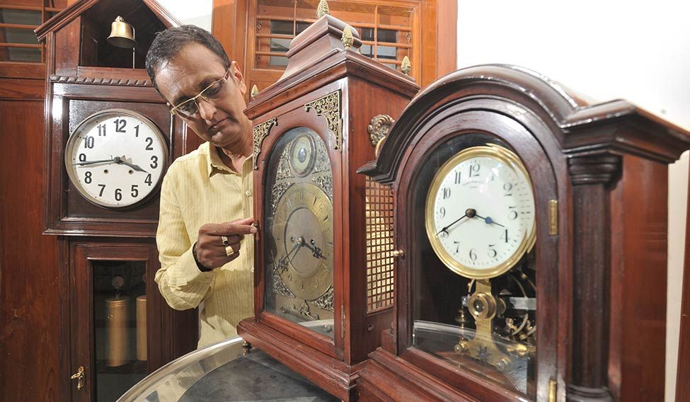 one can find clocks ranging from companies such as west end watch co john walker seth thomas schatz ansonia and junghans to unnamed