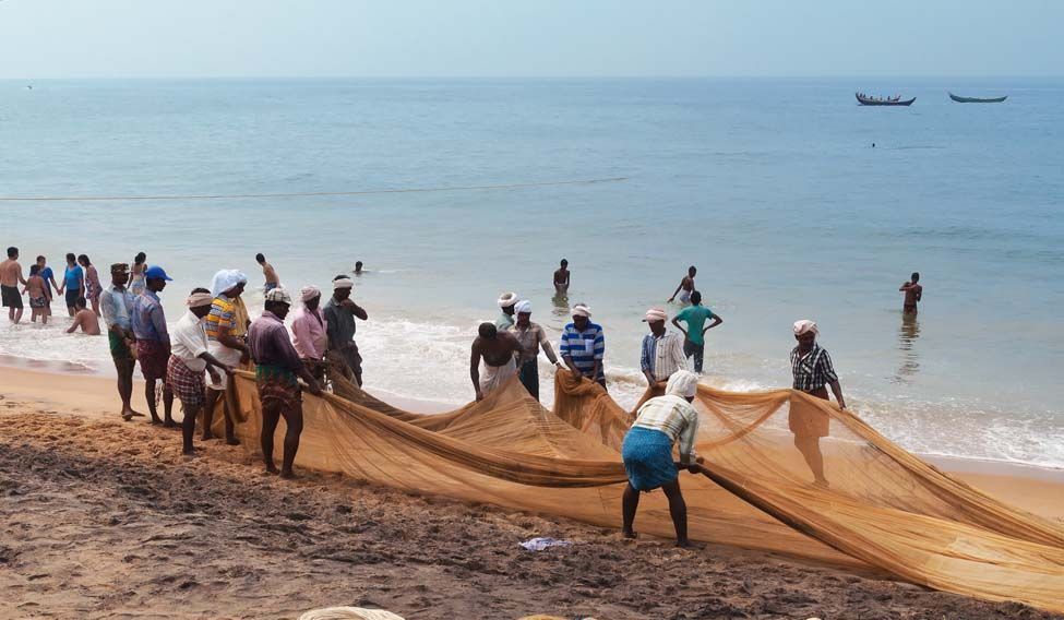 23 Indian fishermen arrested by Sri Lankan Navy